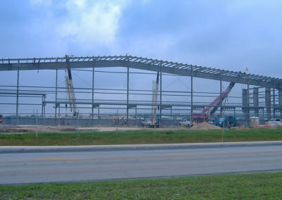 Valero North Hanger Project